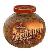/Кава розчинна Ambassador Platinum, ск.б. 95г*12 am.51172 (1/6)