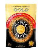 Кофе растворимый 130г *6, пакет, выгодное предложение, Gold,  (8718) Чорна карта ck.51557 (1/6)