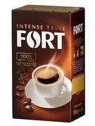 Кофе молотый 500г*12, брикет,  Fort ft.11098 (1/12)