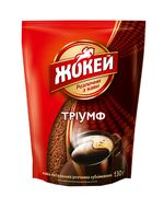 Кофе растворимый 130г, эконом. уп., Триумф,  Жокей jk.108272 (1/10)