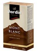 Кофе молотый 250 гр, вакуум, Mont Blanc,  Jardin jr.109539 (1/20)
