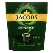 /Кава розчинна 30 г, пакет, JACOBS MONARCH prpj.01667 (1/55)