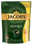 Кофе растворимый 250г, пакет,  Jacobs Monarch prpj.90137 (11)