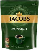 /Кава розчинна 60 г, пакет, ТТ JACOBS MONARCH prpj.90922 (1/30)