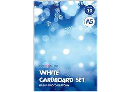 Набір білого картону CFS, А5 CF21001-01 (20)