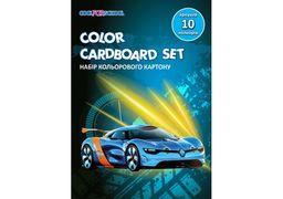 Набір картону кольорового CF21002-02 (20)