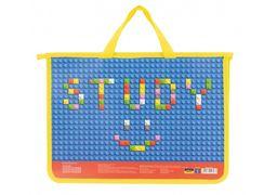 Портфель пластиковий на блискавці Study CF30000-04 (1)
