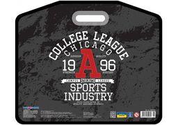 Портфель пластиковий на липучці College League, А3 CF30003-05 (1)