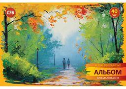 Альбом для малювання на пружині, 40 аркушів CF60904-03 (4)
