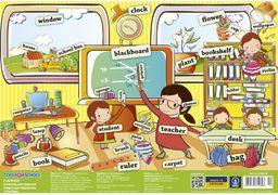 Килимок для дитячої творчості В школі CF61480-10 (8)
