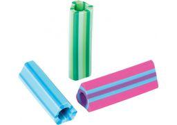 Трикутна гумка-грип для олівця Stripy, кольори асорті CF81765 (30)