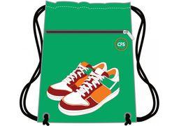 Сумка для взуття на два відділення з блискавкою Shoes CF85720 (1)