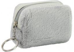Брелок-гаманець пухнастий М'який CF86932 (1)