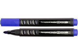 Маркер перманентний ECONOMIX 2-3 мм, синій E11613 (12)