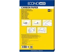 Копіювальний папір А4 Economix, 100 л., чорний E20501-01 (1)