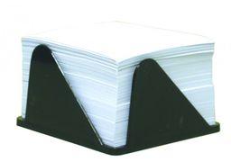 Папір для нотаток Economix, білий в клітинку, 90х90, 500 арк. E20901 (1)