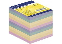 Папір для нотаток Economix, кольоровий, 90х90, 1000 арк. E20938-99 (1)