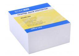 Папір для нотаток Economix, білий, 80х80, 500арк. ( E20995 ) E20995 (1)