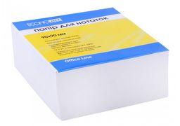 Папір для нотаток Economix, білий, 90х90, 500 арк. ( E20997 ) E20997 (1)