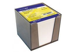 Папір для нотаток Economix, білий, 85х85, 800 арк. E20999 (1)
