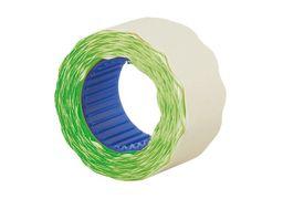 Етикетки-цінники фігурні Economix 26х12 мм зелені (500 шт. / рул.), E21304-04 E21304-04 (1)