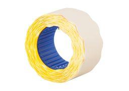 Етикетки-цінники фігурні Economix 26х12 мм жовті (500 шт. / рул.), E21304-05 E21304-05 (1)