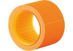 Етикетки-цінники Economix 50х40 мм помаранчеві (100 шт. / рул.), E21310-06 E21310-06 (5)