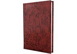 Щоденник датований 2020, CROCO, коричневий матовий, А6 E21645-07 (1)