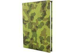 Щоденник недатований, MILITARY, зелений, А5 E21721-04 (1)