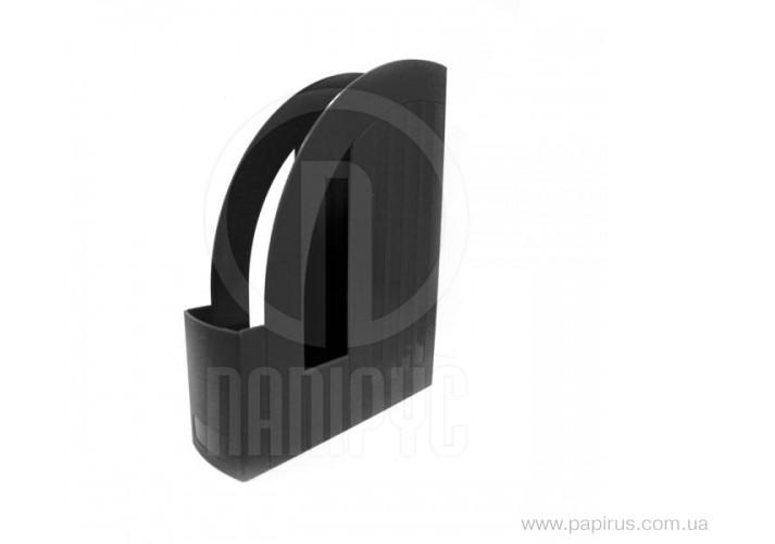 Лоток вертикальний Economix Веселка, чорний E31901-01 (1)