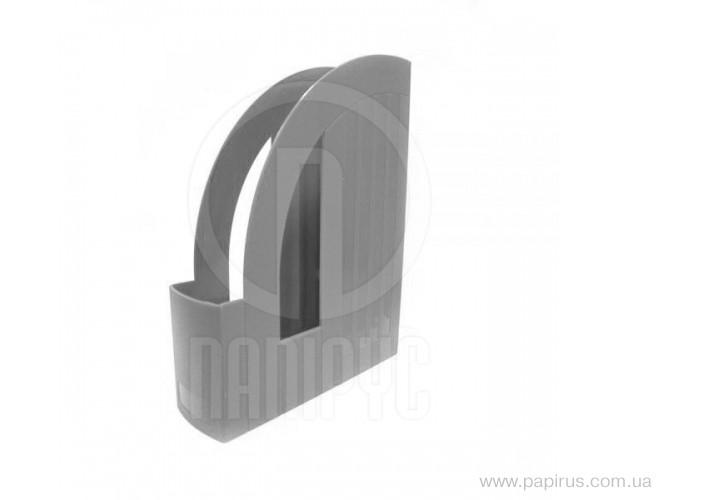 Лоток вертикальний Economix Веселка, сірий E31901-10 (1)