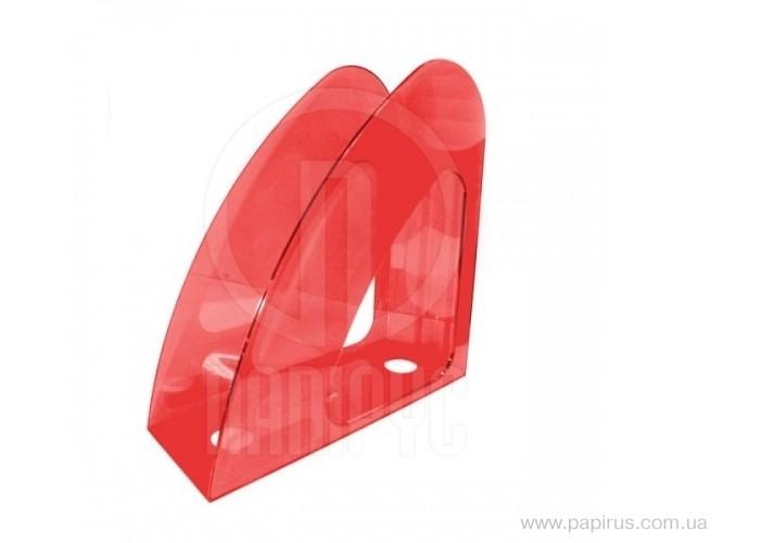 Лоток вертикальний Economix Веселка, червоний E31904-03 (1)