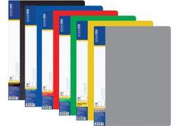 Папка А4 з 10 файлами Economix Light, асорті E37601 (6)
