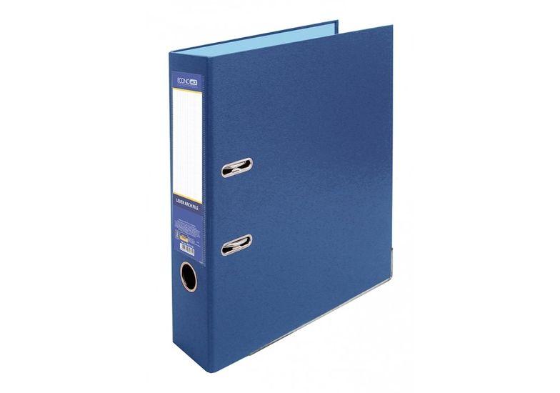 Папка-регистратор А4, 70 мм, темно-синяя E39721*-24 (10)