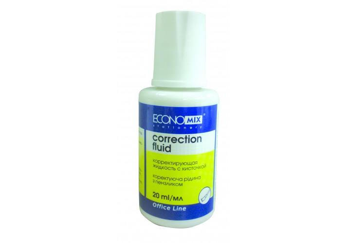 Коректор-рідина Economix, хімічна основа ( E41305 ) E41305 (10)