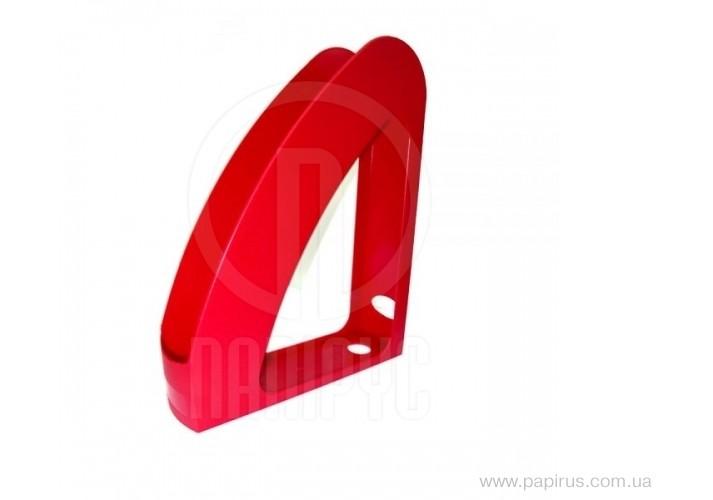 Лоток вертикальний Веселка Economix, червоний E80531-23 (1)