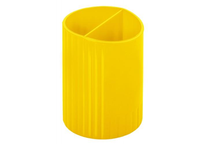 Підставка для канцелярського приладдя TM Economix, жовта E81982-05 (4)
