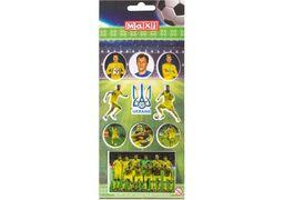 Наліпки полімерні об'ємні Football FF00263 (20)