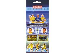 Наліпки полімерні об'ємні Football FF00264 (20)