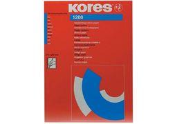 Папір копіювальний (1200-А4-21х29,7см) синій, 20 аркушів K79079 (1/10/100)