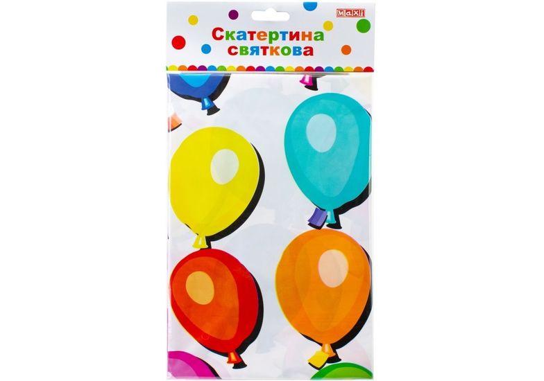 Скатерть ПЕ Balloons 132х182,88 см MX42055 (1)