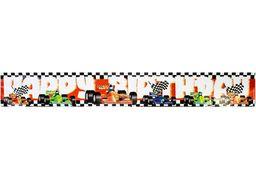 Гірлянда-банер Racing Happy Birthday 12,5х360 см MX43073 (1)