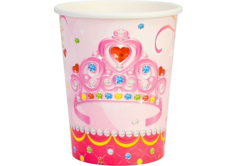 Набор из 6 стаканов бумажных Princess, 270 мл MX440127 (1)
