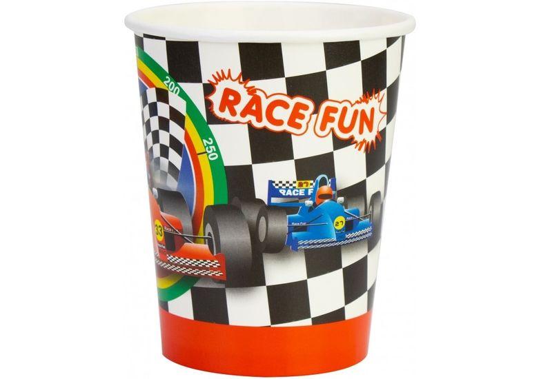 Набор из 6 стаканов бумажных Racing, 270 мл MX44073 (1)