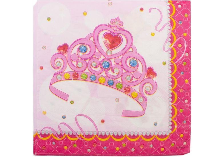 Набор из 20 двухслойных салфеток Princess 33х33 см MX446127 (1)