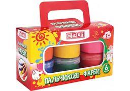 Фарби пальчикові MX60137 (1)