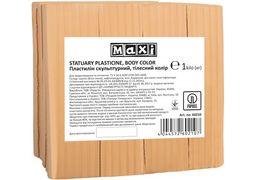 Пластилін скульпт. 1 кг, тілесний MX60210 (1)