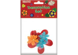 Набір для декорування Квіти MX61610-01 (1)