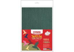 Набір дизайнерського паперу Текстиль А4(21x29,7 см), 120г/м2, 10арк, односторонній+5 арк А5 (21х14