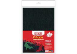 Набір дизайнерського паперу Кроко А4(21x29,7 см), 120г/м2, 10арк, односторонній+5 арк А5 (21х14,8